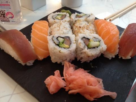 フランス パリ サンジェルマン『Sushi West』MAKI・NIGIRI