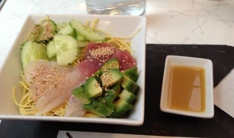 フランス パリ サンジェルマン『Sushi West』dumburi