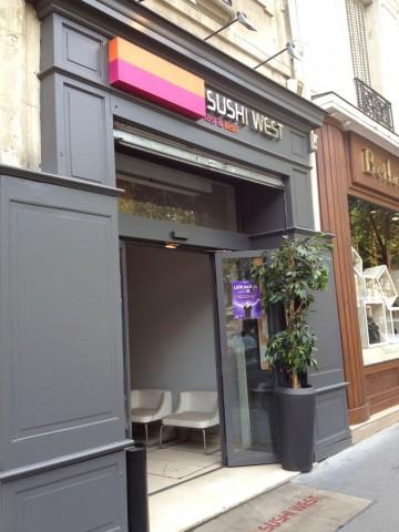 フランス パリ サンジェルマン『Sushi West』