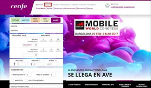 スペイン国鉄(Renfe)公式サイト 鉄道チケット インターネット購入方法