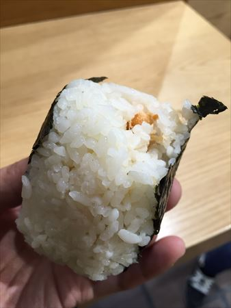 ミラノ MUSUBI 鮭おにぎり