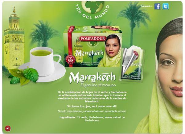 Tés del Mundo Marrakech