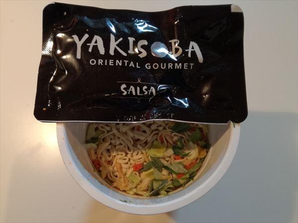 Yatekomo Yakisoba Classic 中身とソース