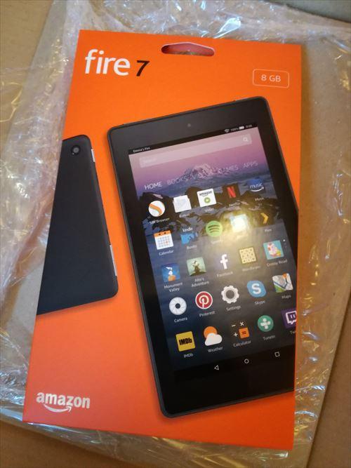 Amazon Fire 7 代替機