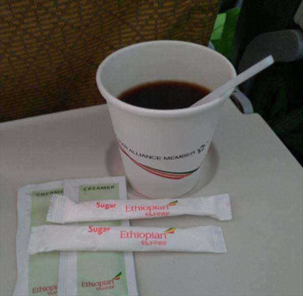 エチオピア航空 コーヒー
